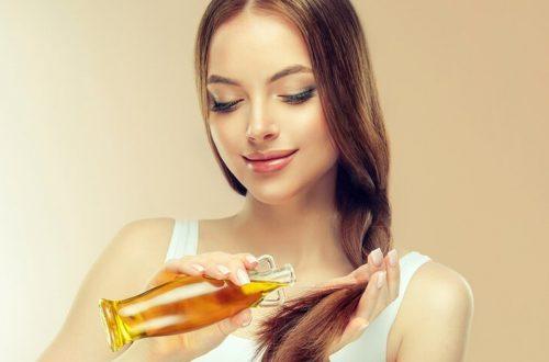 beneficios del aceite de manzanilla para el cabello