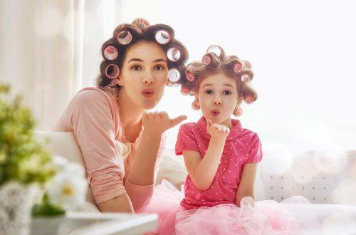 Cuidar el cabello de las niñas y prevenir su pérdida de cabello