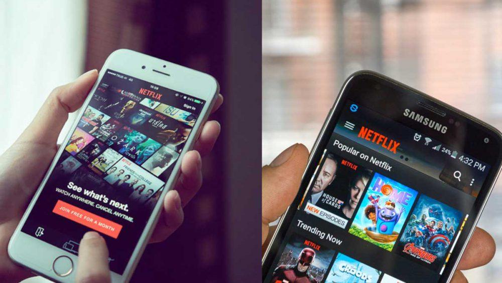 Cómo ver Netflix en WhatsApp