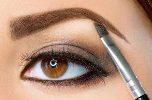 Conviértete en una experta maquillando cejas