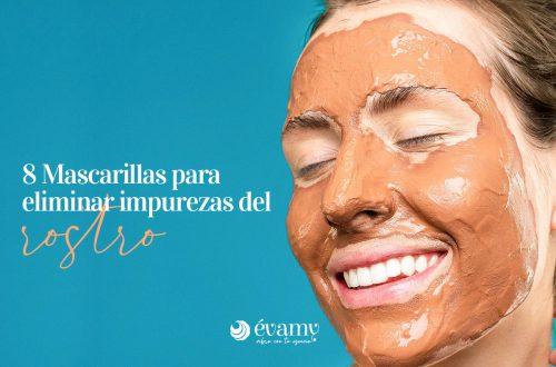 Mascarilla para eliminar impurezas del rostro Evamy tienda de belleza